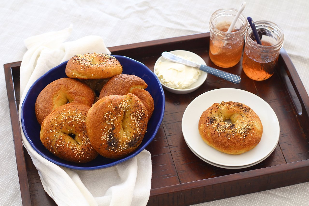 Everything and Plain Bagels