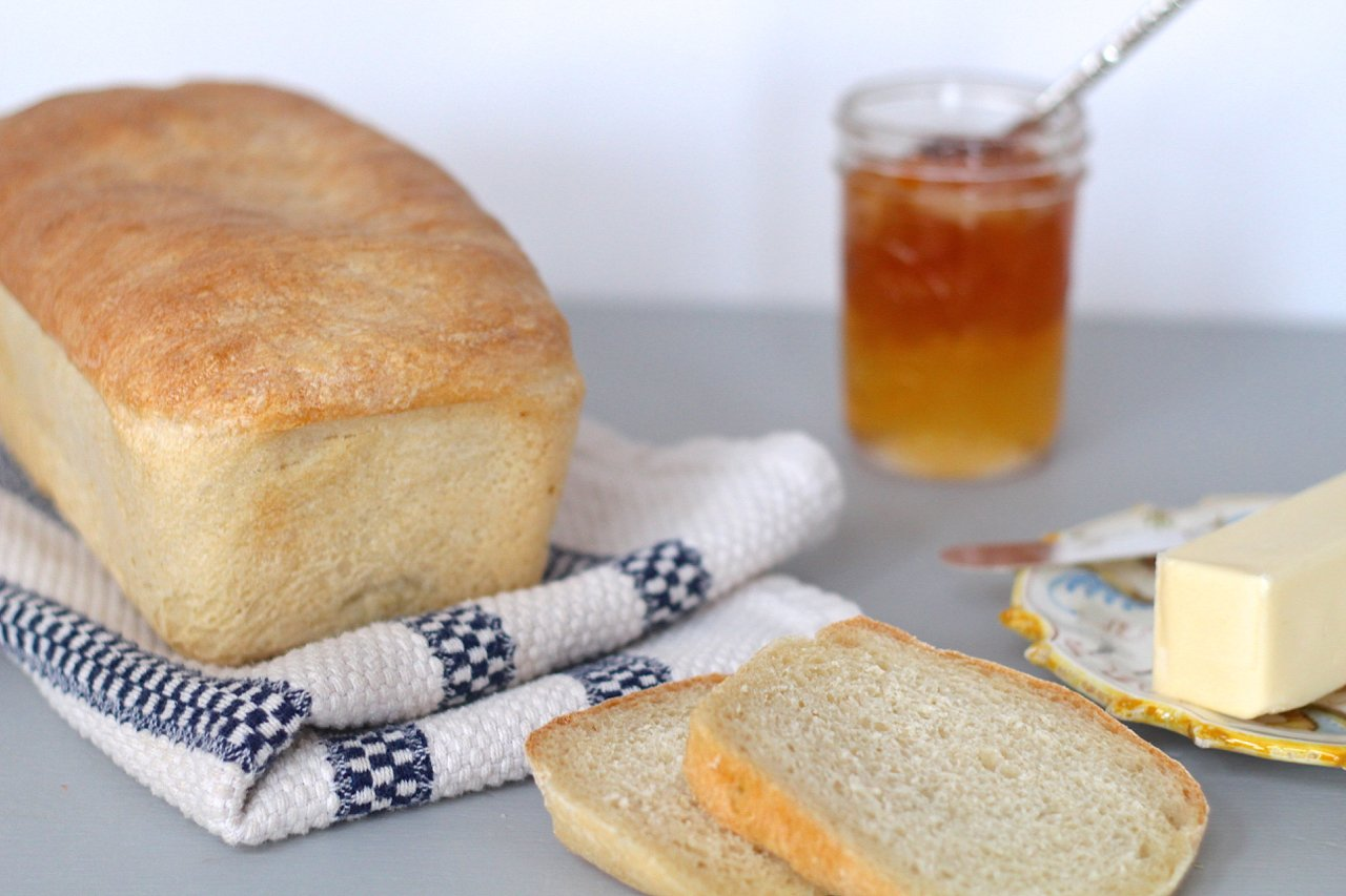 Sourdough Sandwich Bread