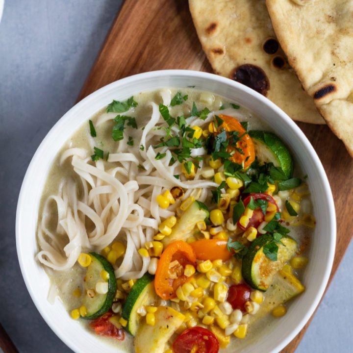 Thai Green Summer Curry