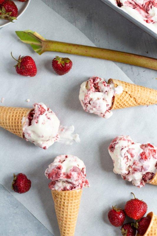 Creamy No-Churn Ice Cream
