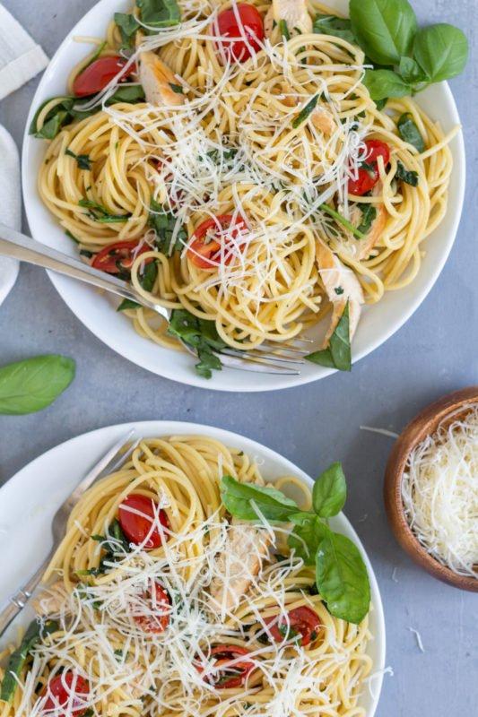 weeknight pasta