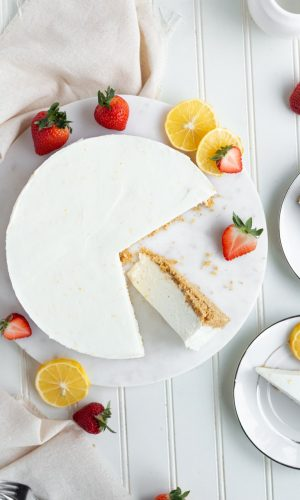 Meyer Lemon Cream Pie